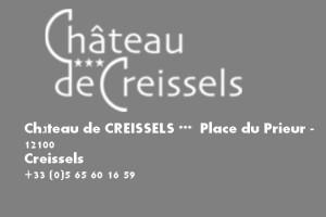CHATEAU-DE-CREISSELS